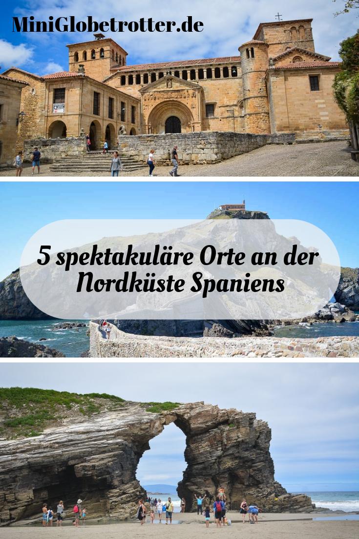 5 Höhepunkte bei einem Roadtrip durch Nordspanien