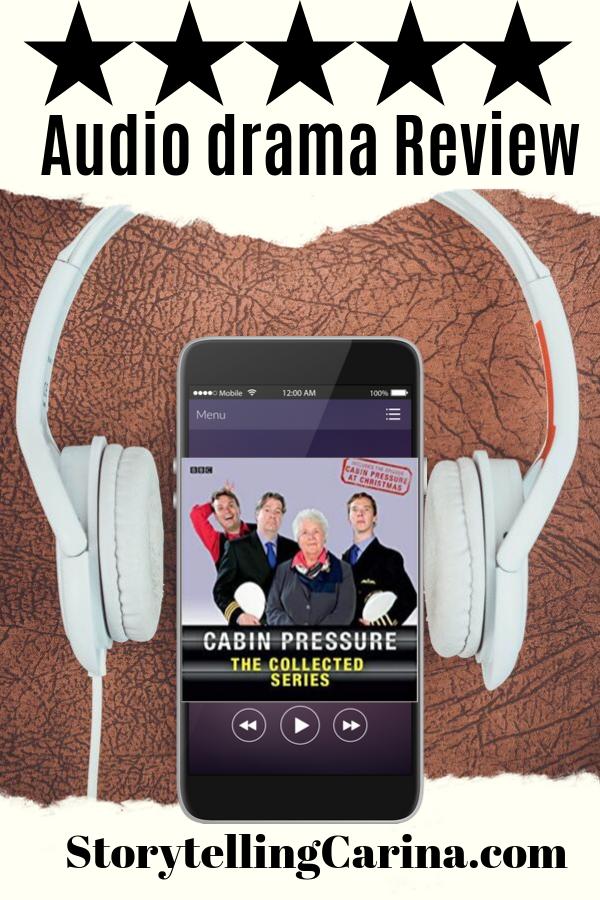 Cabin Pressure Audio Drama Review