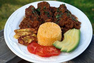 Receta de seco de chivo   Comida Ecuatoriana   Recetas