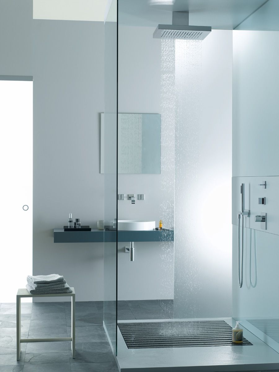 PERFORMING WATER represents Dornbracht\'s water competence in the ...