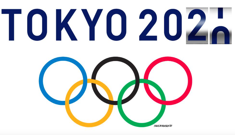 Niels Bo Bojesen in 2020 Tokyo olympics, Tokyo 2020