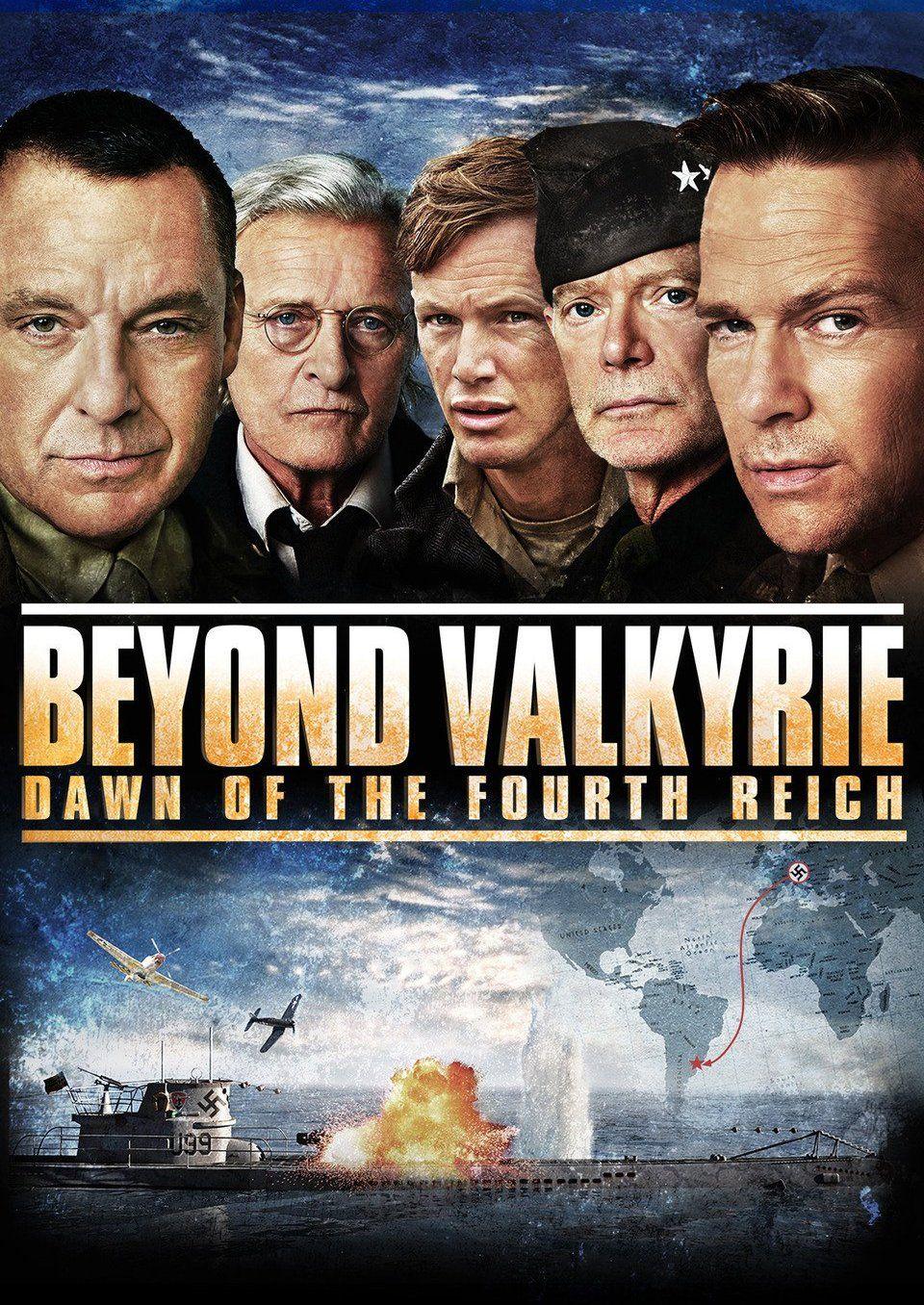Valkiria: El amanecer del Cuarto Reich | BukerMovies | Películas ...