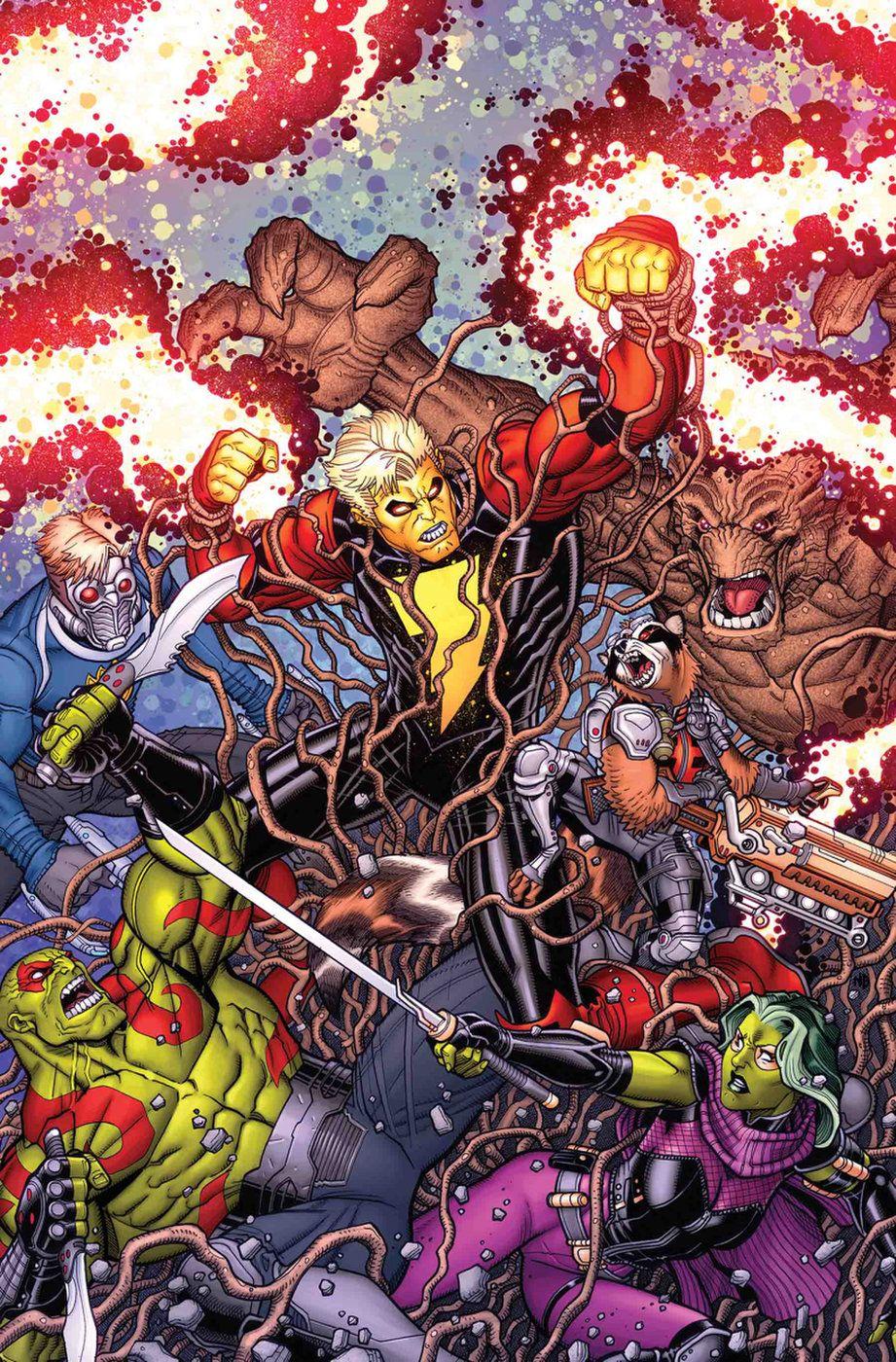 marvel comics solicitations july 2018