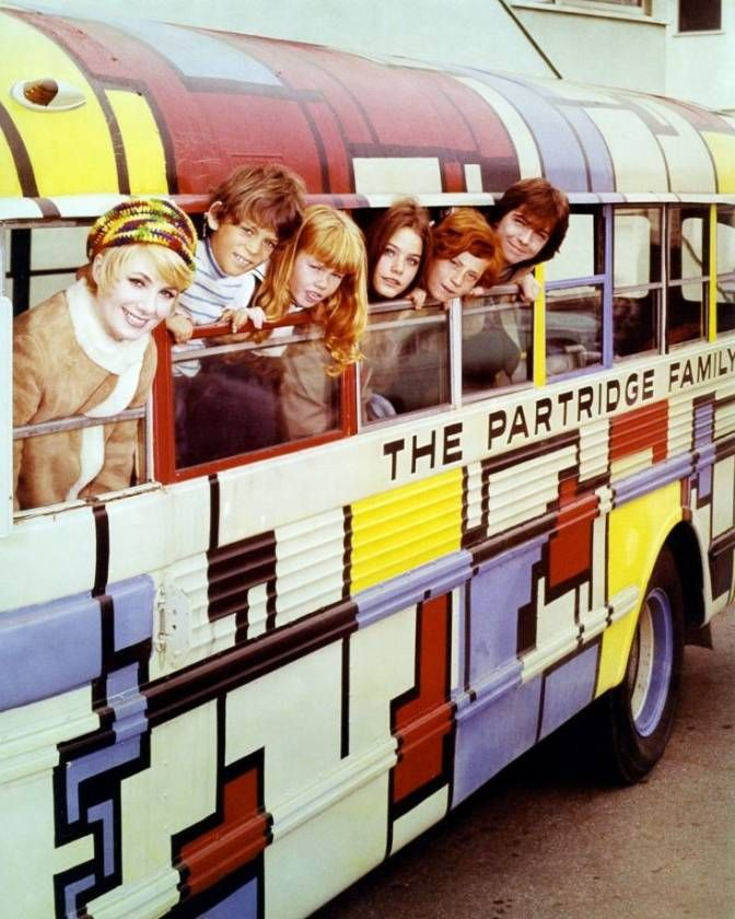 What Ever Happened To The Iconic Partridge Bus Partridge Family