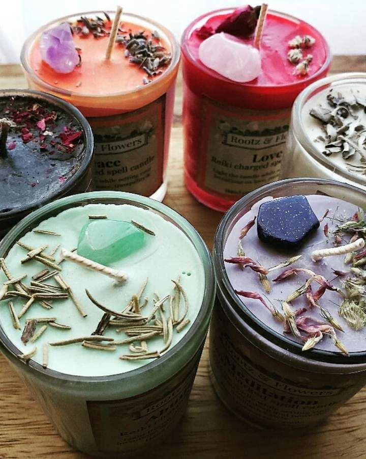 for use in oil burner highly scented Wiccan Pagan Summer Solstice Wax Tart Melt