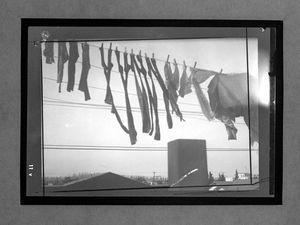 Apt Roof Skyline, 1934