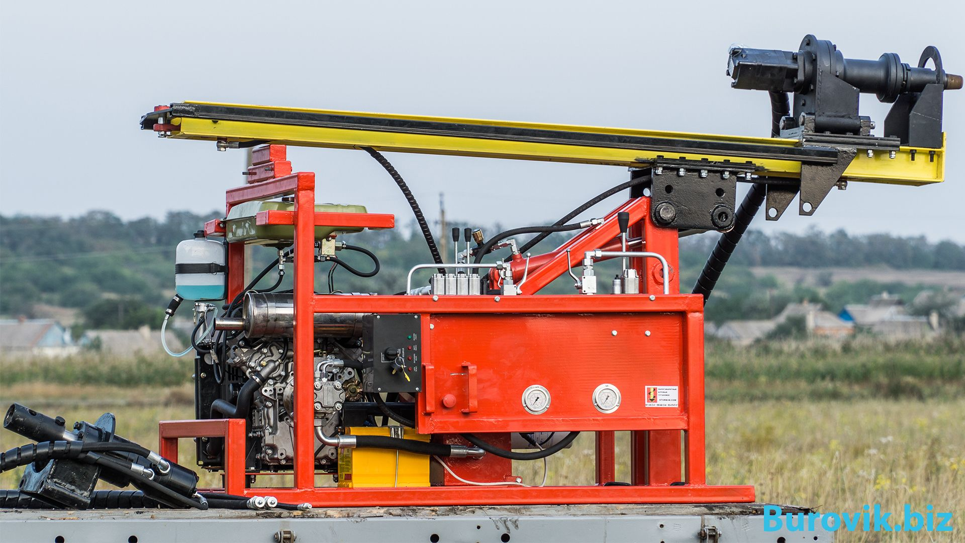 Hydraulic Drilling Machine For Water Wells Water Well Drilling Well Drilling Water Well Drilling Rigs