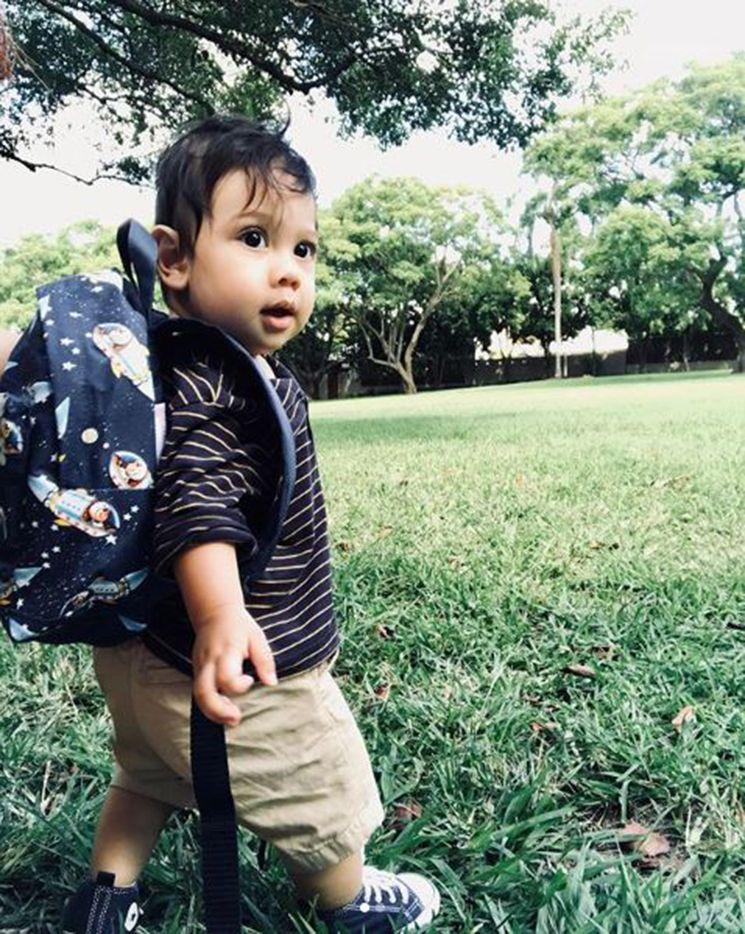 38bf34a7e4df Space Boy mini backpack