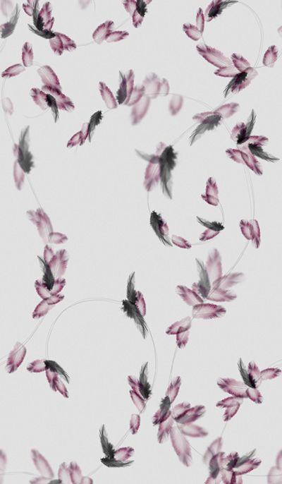 Chambre : Papier peint Askella de Trove