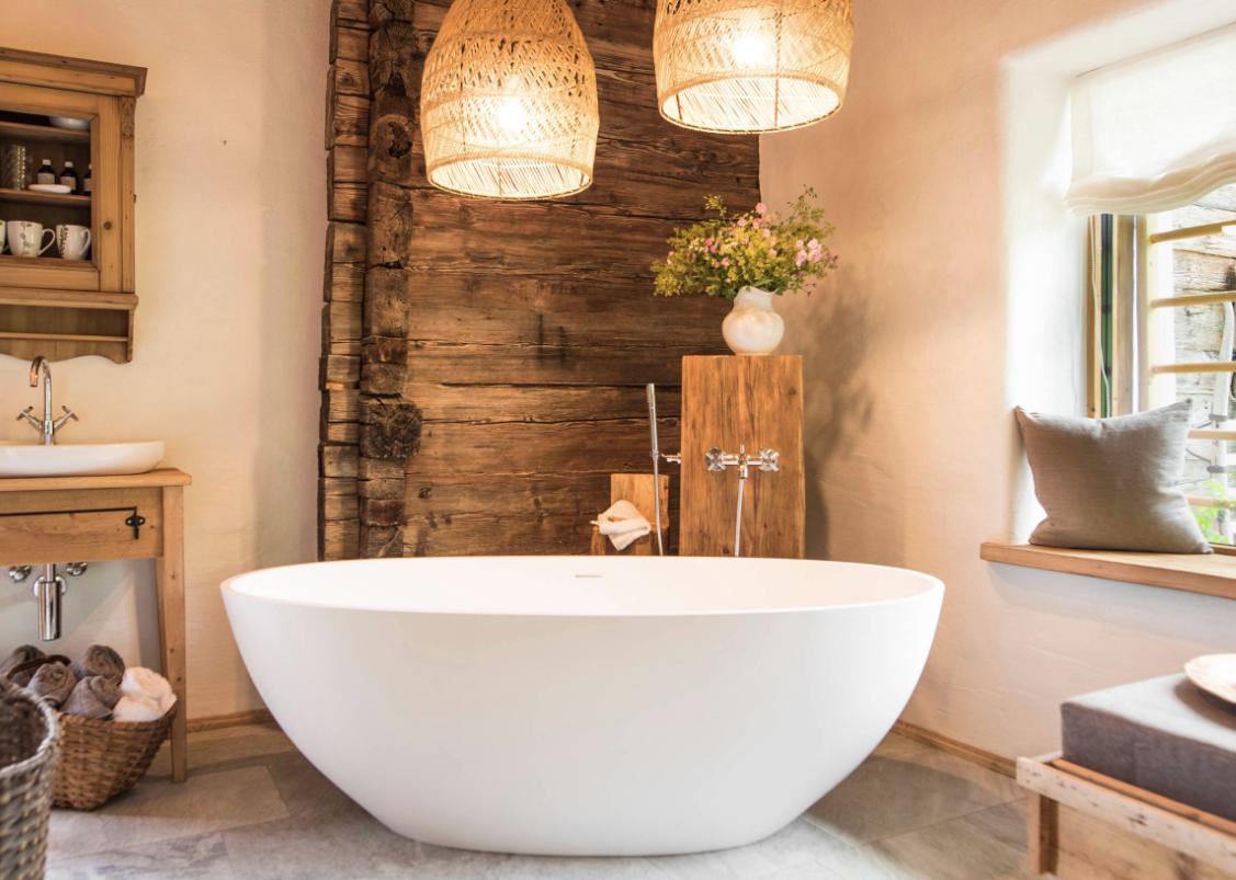 Finde jetzt dein Traumbad. Wertvolle Tipps von der Planung bis zur Umsetzung! #rusticbathroomdesigns