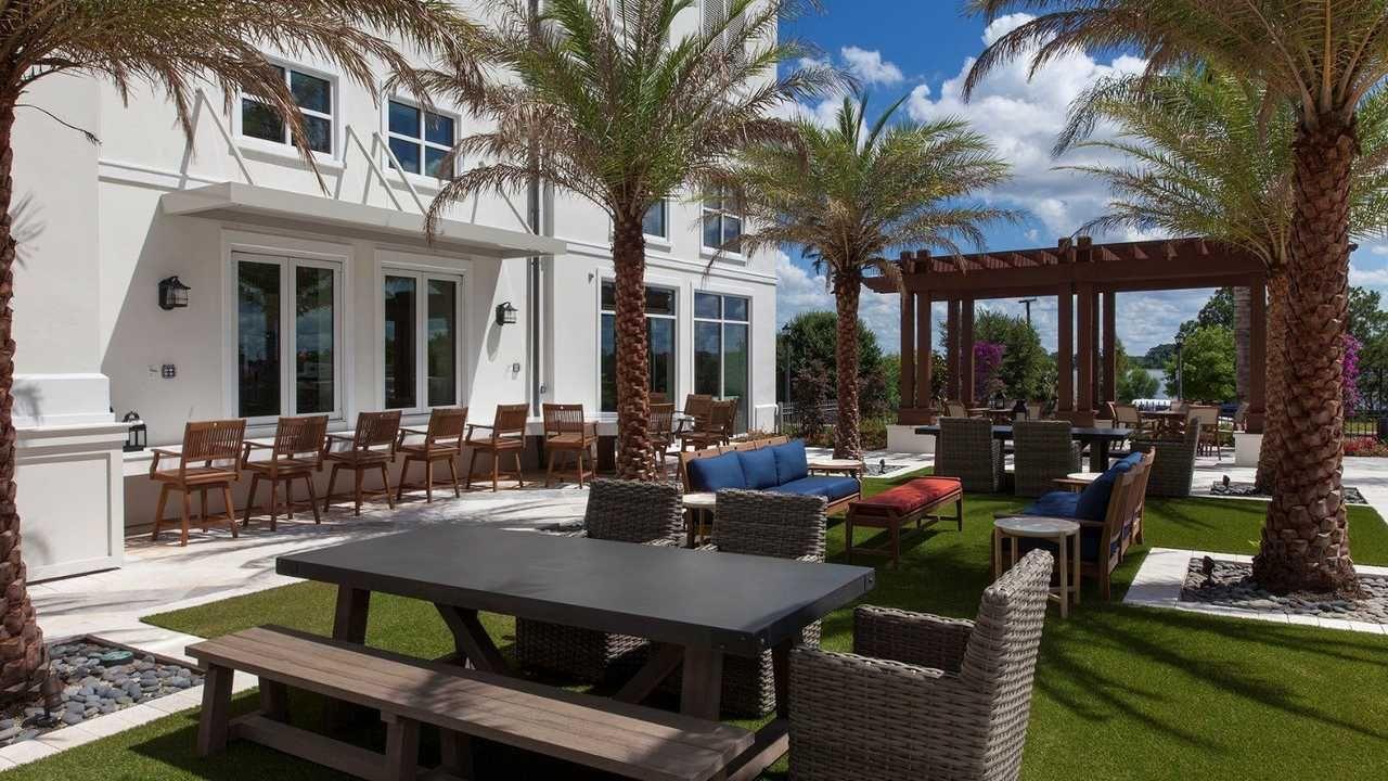 Baldwin Harbor Northeast Orlando Luxury Apartments