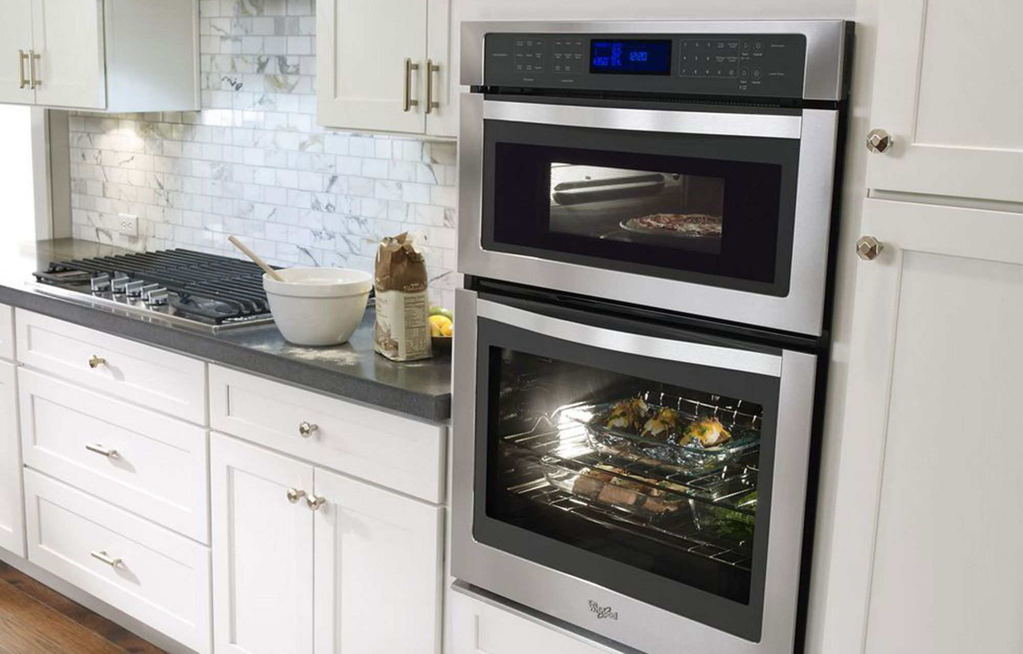 Whirlpool Cooktop And Oven