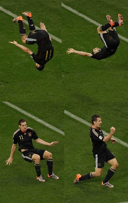 Miroslav Klose Lord of Salto