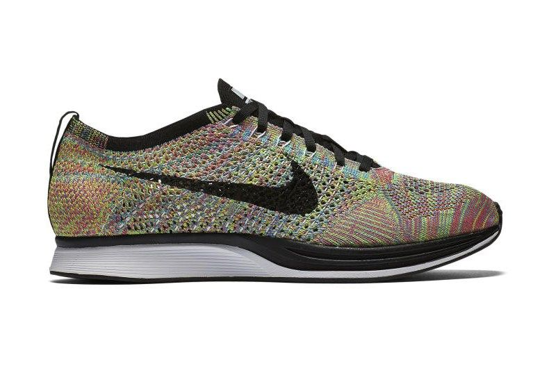 meet a9132 f9012 ... promo code for nike is bringing back the original multicolored flyknit  racer ae064 43a38