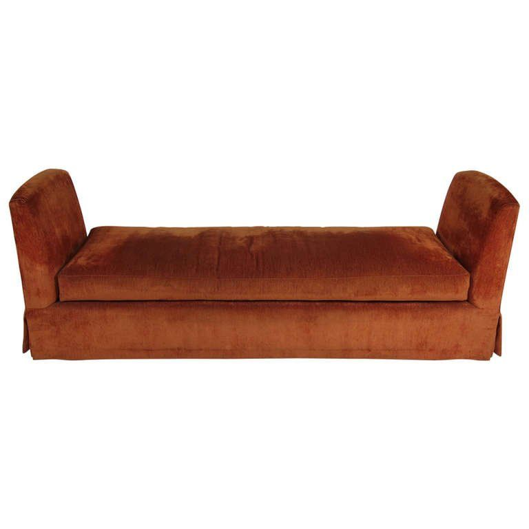 Grand Scale Custom Backless Sofa/Daybed DAYBEDS Pinterest Sofa