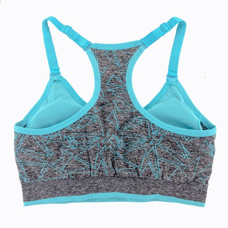 MAIJION Női edzés jóga szettek Elasztikus melltartó és futó nadrág  Sportruházat a5bd159bf4