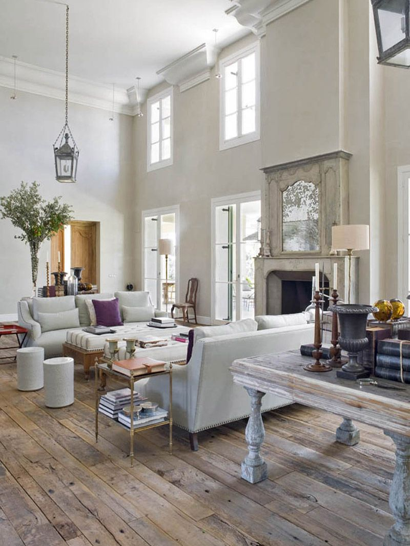 Interior Designer Isabel LópezQuesada  A Country House In - Interior designed houses