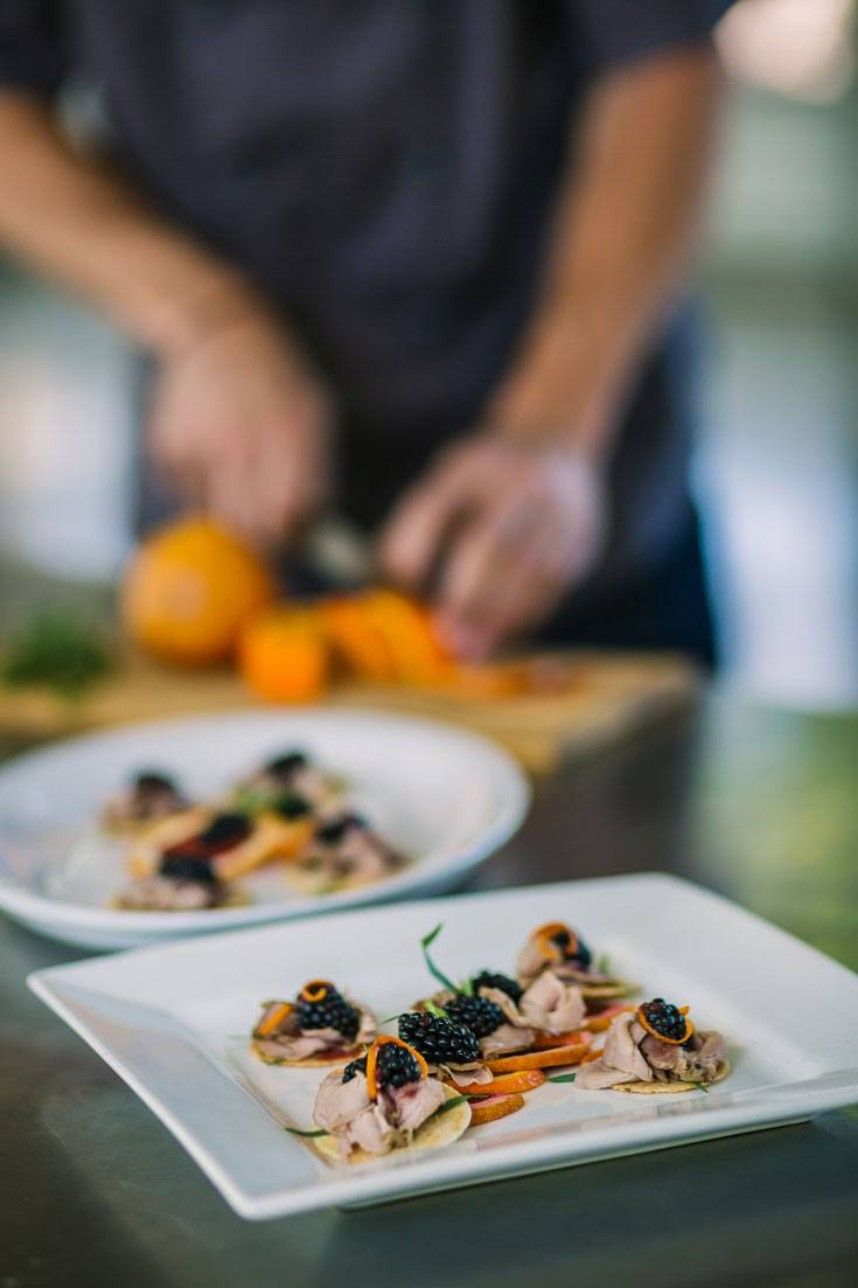 Culinary creatives in the kitchen with austins top