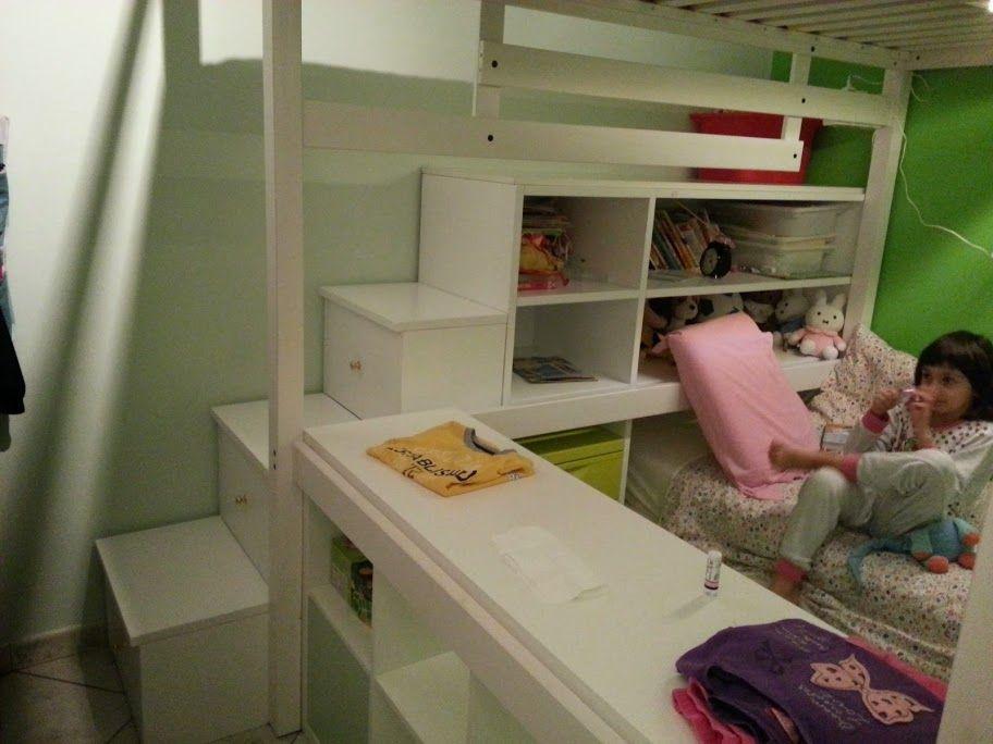Letto A Castello Stora Ikea.Letto Stora Ikea Cerca Con Google Letto Soppalco Ikea Idee Letto