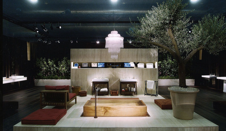 Catalano Mobili ~ Matteo thun partners interior design catalano stand cersaie
