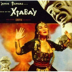 Yma Sumac Bought this lp this weekend!