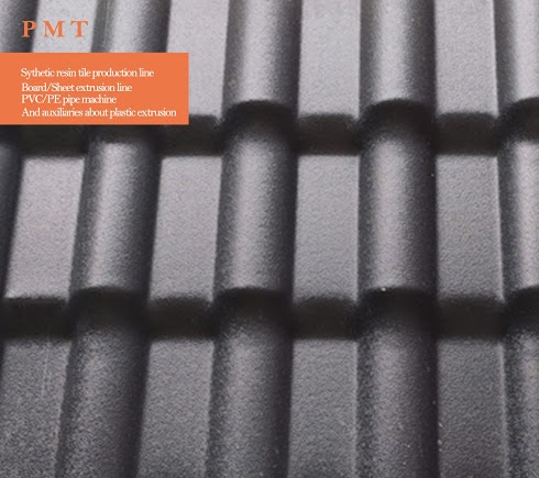 Plastic Machinery Tech In 2020 Plastic Roof Tiles Plastic Roofing Synthetic Resin