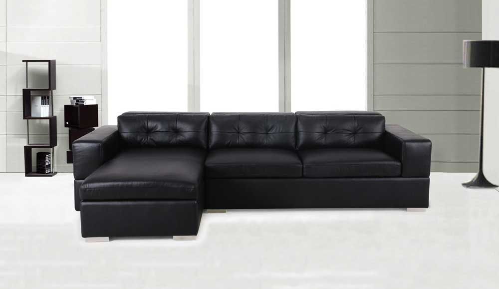 How To Clean Your Black Leather Sofa Sofa Bed Design Sofa
