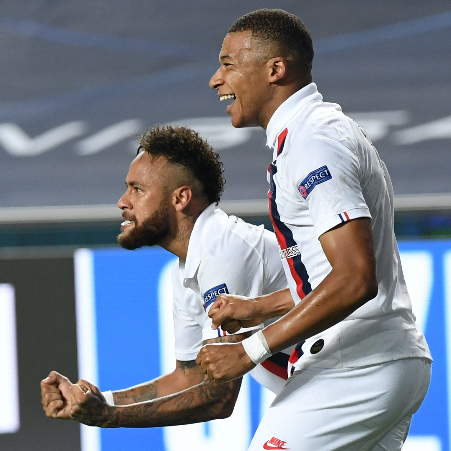 Passion For The Win Neymar Mbappe Futebol Marquinhos