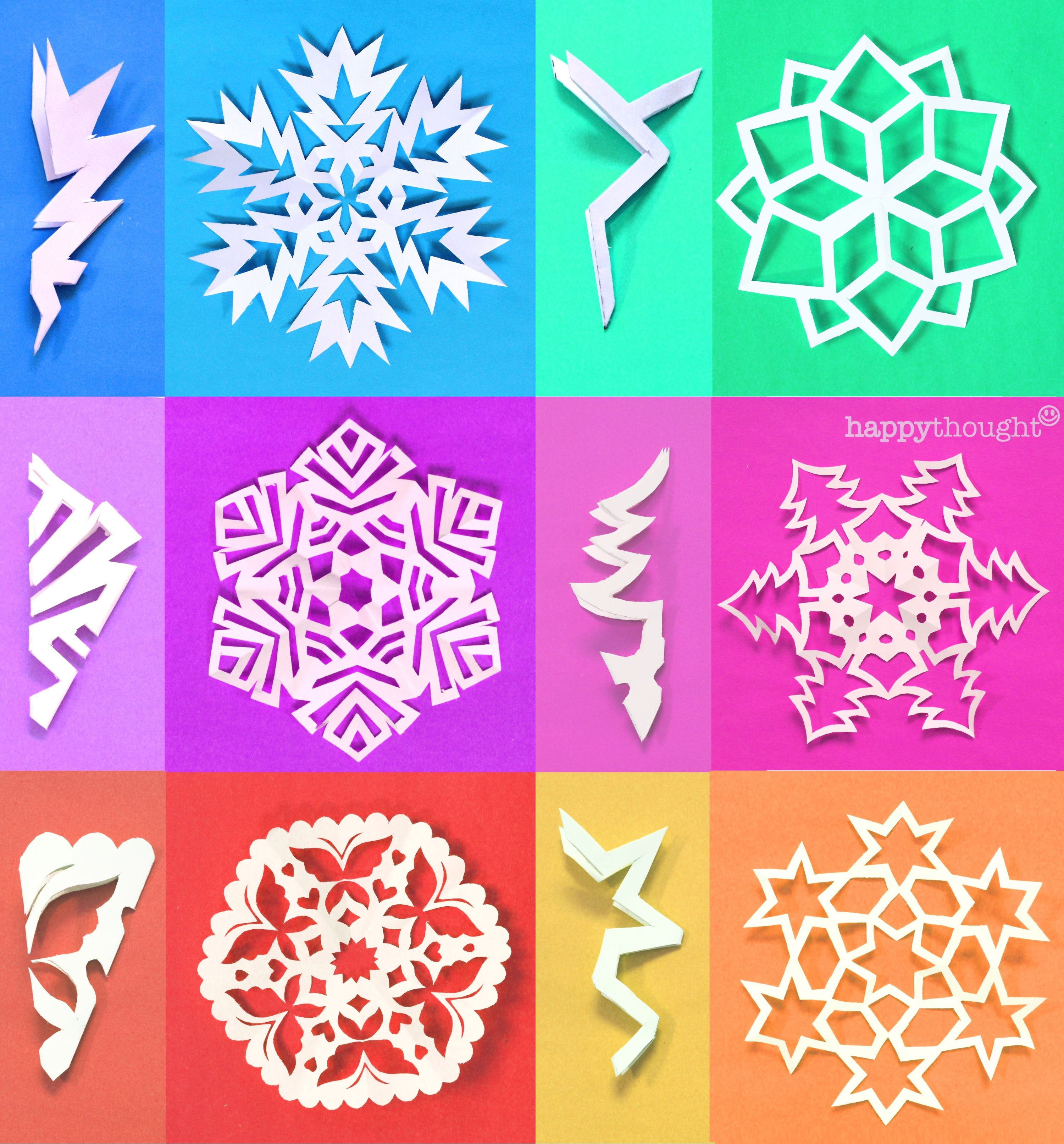 20 Printable Snowflake Templates Ready To Download At