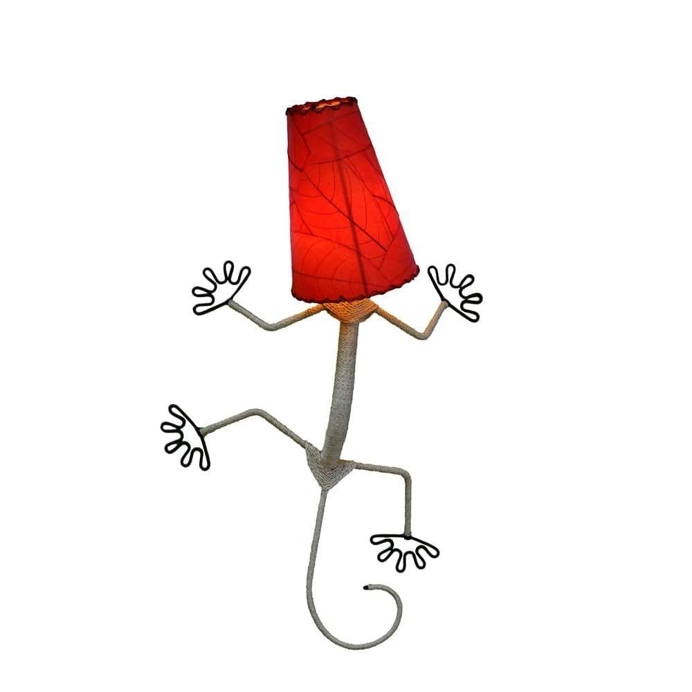 Eangee handmade gecko wall lamp products pinterest geckos