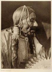 Comanche, Edward S. Curtis