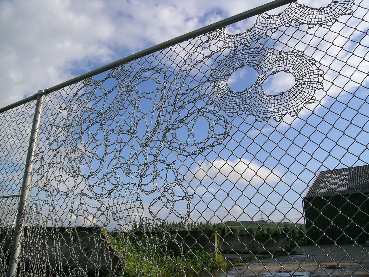 Who made this? Incredible wire work.   ART - sculpture, 3D ...