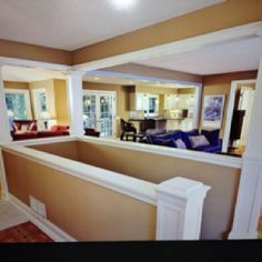 Best Open Staircase Down To Basement Google Search With 400 x 300
