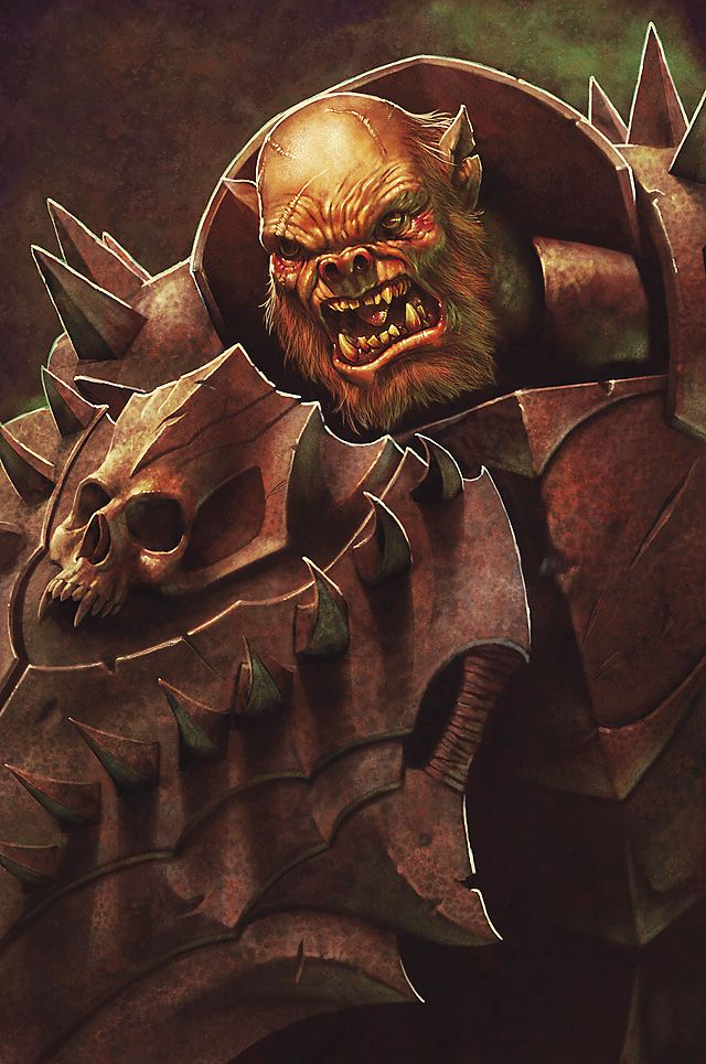 King Grol The Bugbear Of Cragmaw Castle Lost Mines Of Phandelver