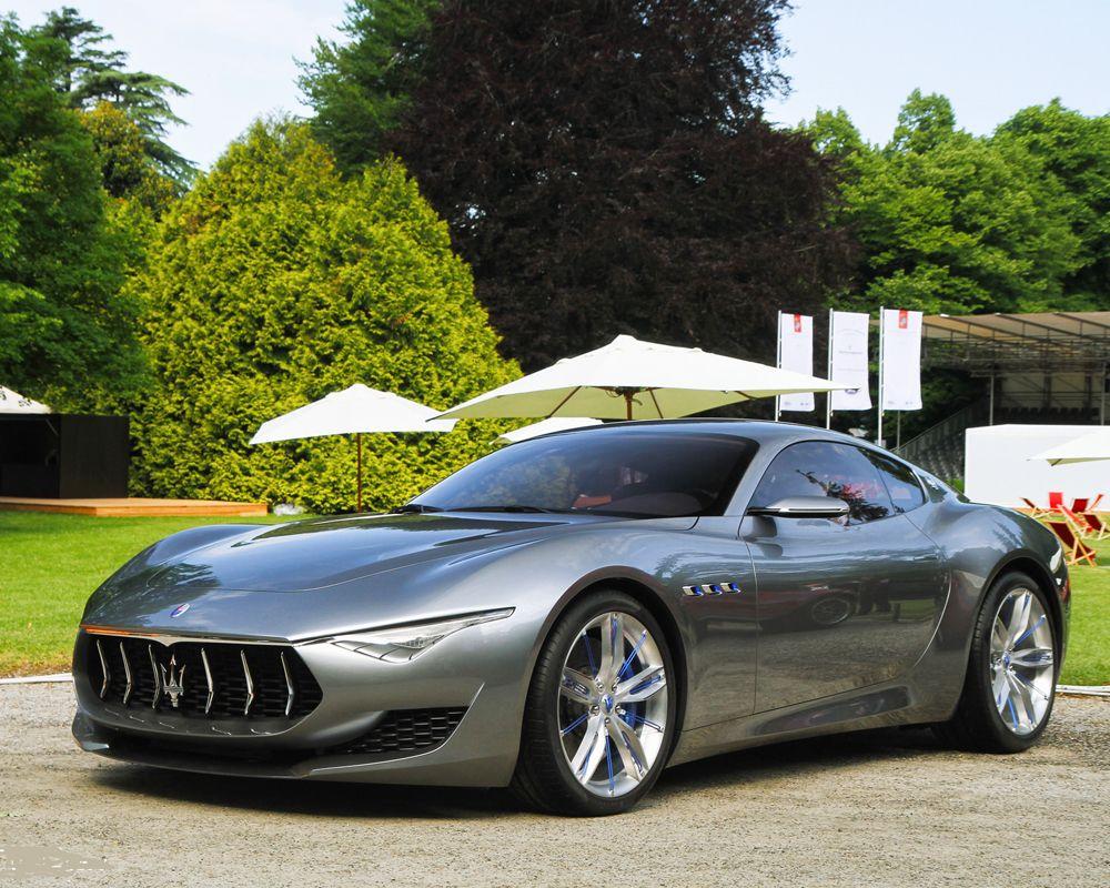 Maserati Alfieri Maserati Voiture De Sport Des Voitures De Reve