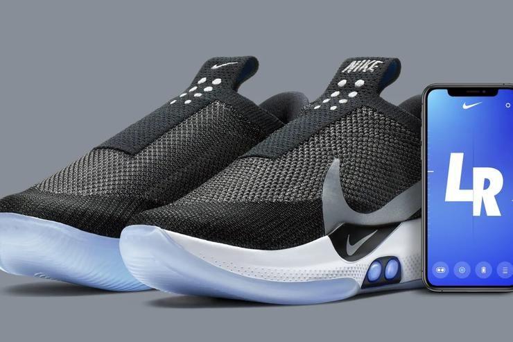 Nike's Self Lacing Adapt BB Basketball Shoe Is Actually