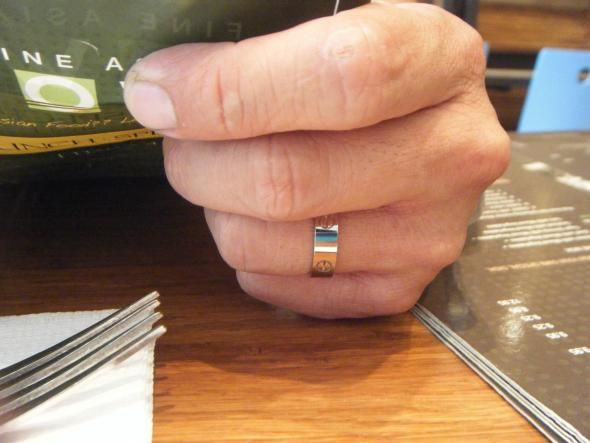 What Does Your Guy S Ring Look Like Weddingbee Cartier Love Ring Cartier Wedding Rings Cartier Love Wedding Band