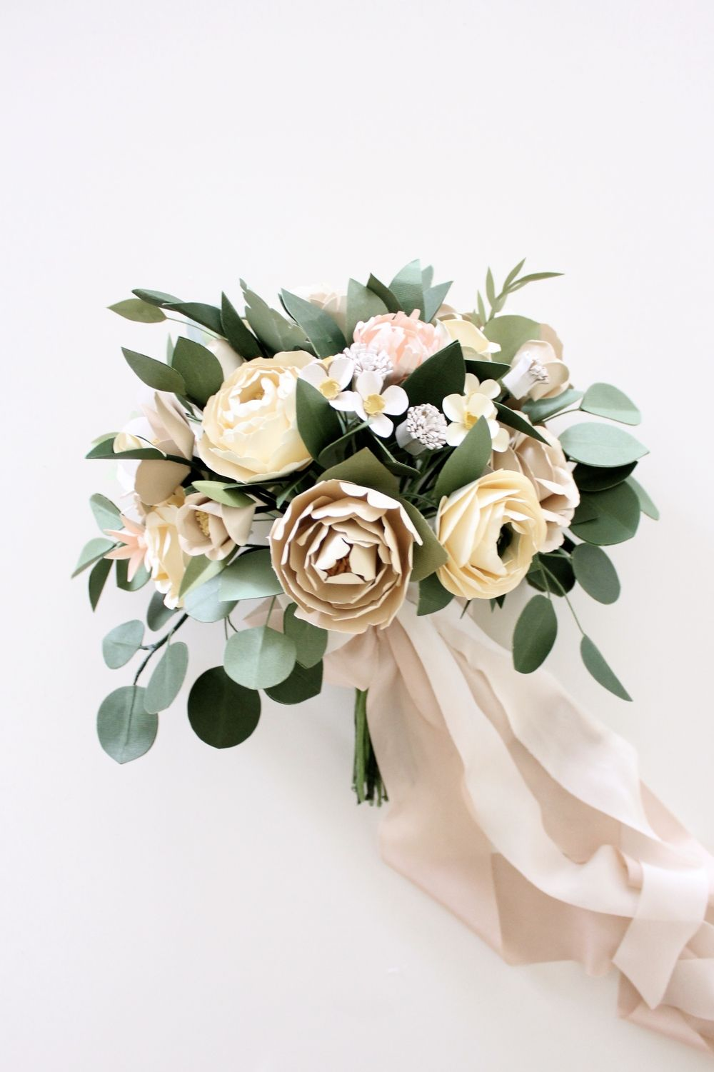 Flowers from paper with our own hands - create an eternal bouquet