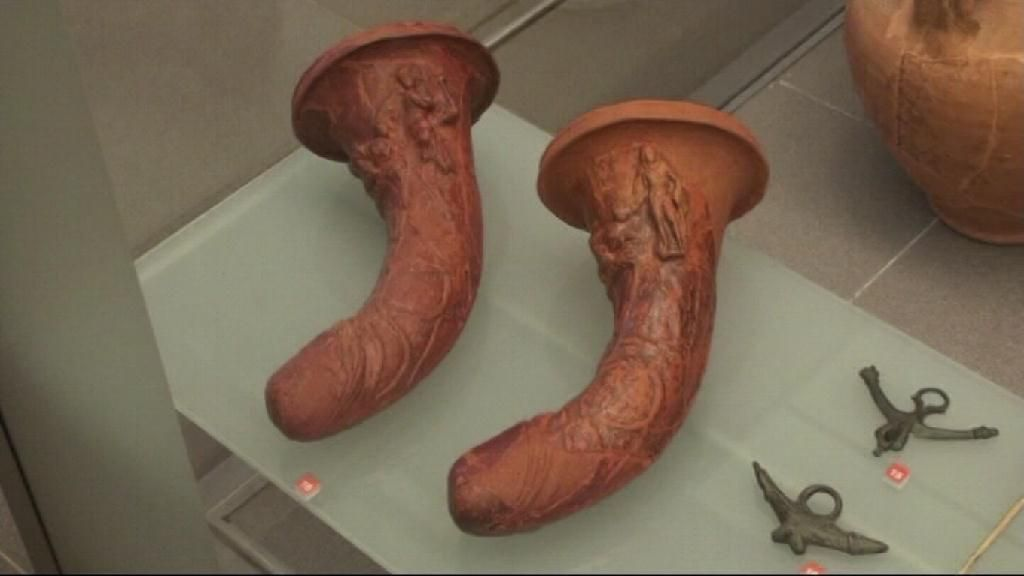 núcleo dentro del pene erecto