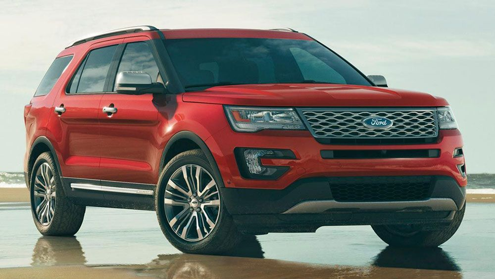 2015 Ford Edge Crossover SUV Review and Price