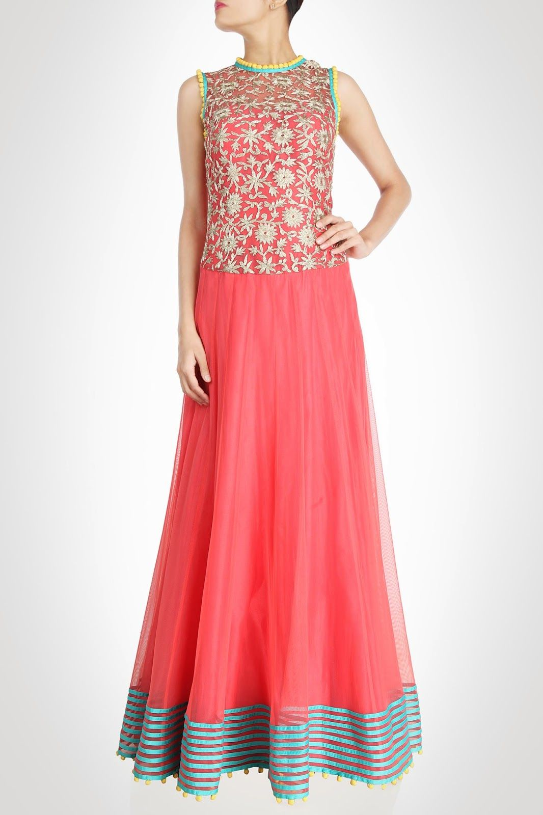 8165729a6beb Maxi Dress Indian Style