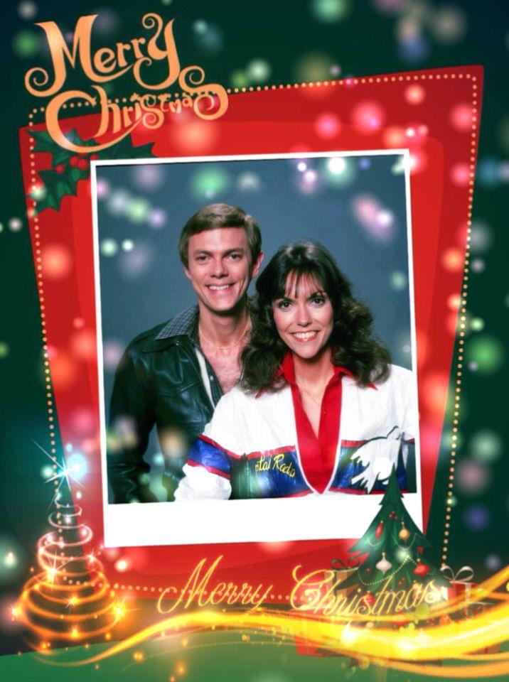 Merry Christmas Darling :* | Carpenters | Pinterest | Carpenter and ...