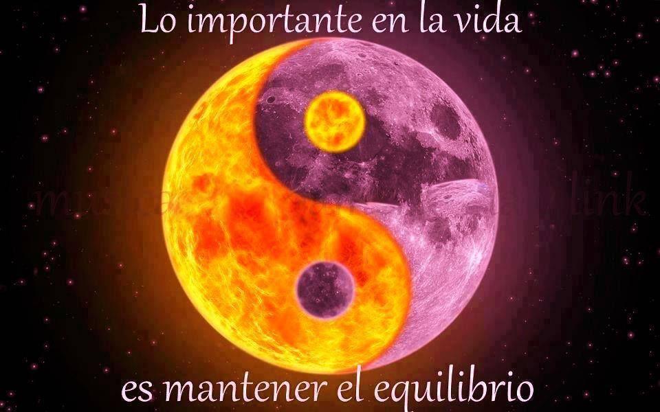 Yin Yang Equilibrio En La Vida