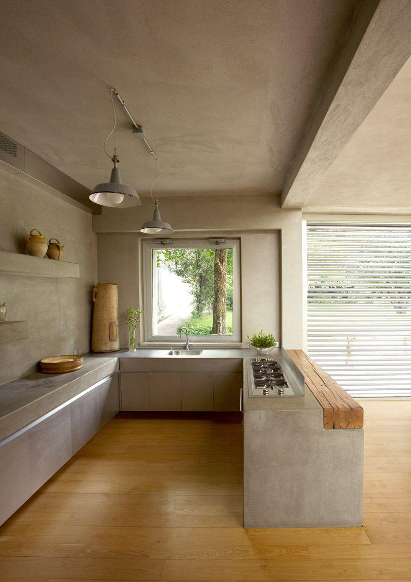cucina sotto finestra   come sfruttare al meglio lo spazio   Cucina ...
