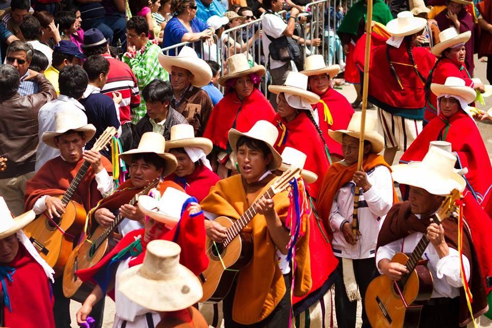 Carnaval cajamarquino.