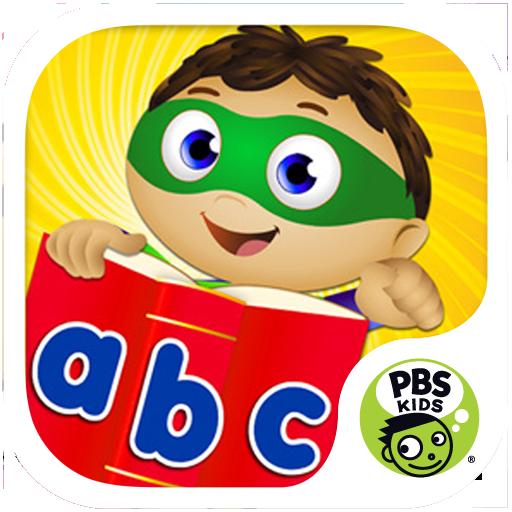 Super Why ABC Adventures App