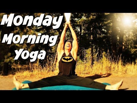 Video  -  Corepower Yoga Day 1 - Good Morning Sunrise Yoga Routine - 7 Day Power Yoga Challenge #7da...