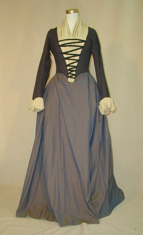 TDF Costume Collection: Puritan SS Dress Ballo I'm thinking I might be Sarah Good for Halloween...