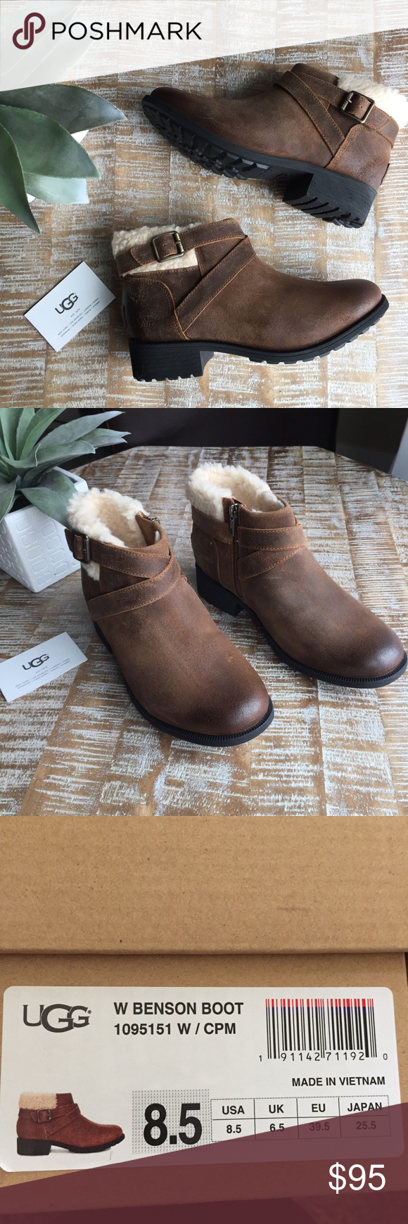 a0257b382f4 UGG Benson Boot 🥾 UGG Benson Boot brand new in box! Size=8.5 Color ...