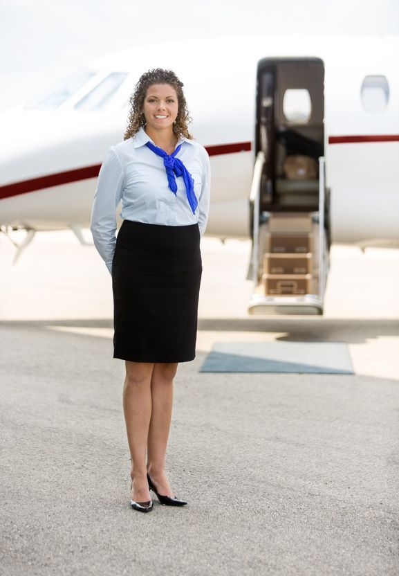 VIP flight attendant who is ready to welcome the clients www - flight attendant cover letter